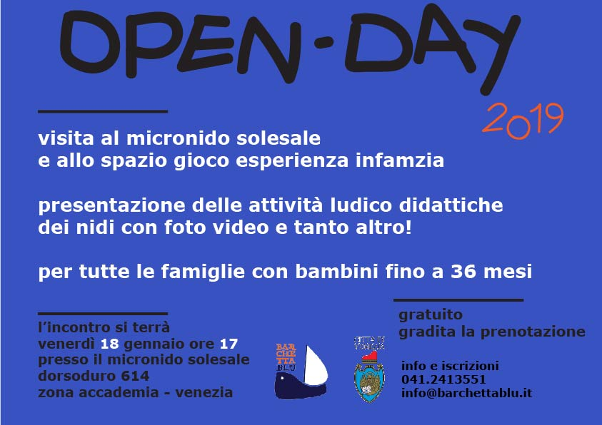 vol openday 2019